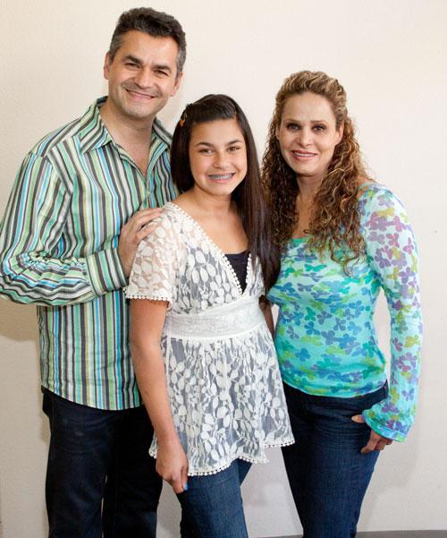 Meet Dr. Haleh Karimian and Family