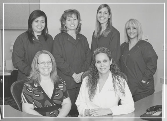 Our dentists and team